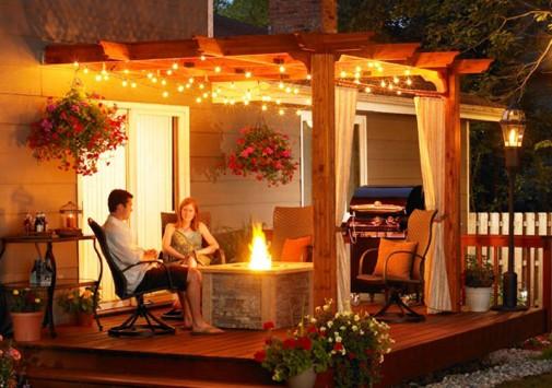 Romantično osvetljenje