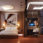 Spavaća soba za ljubitelje putovanja