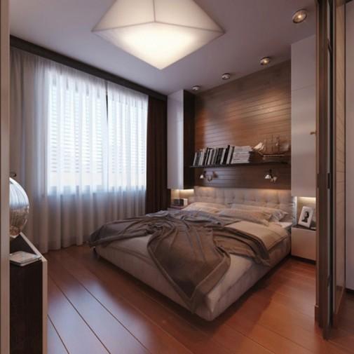 Spavaća soba za ljubitelje putovanja slika4