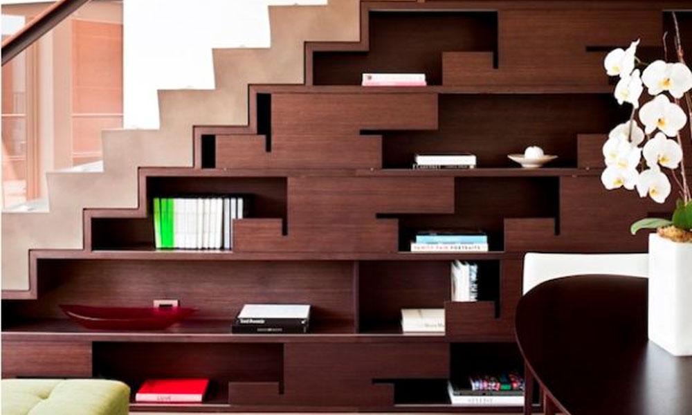 Stepenište u funkciji skladišnog prostora
