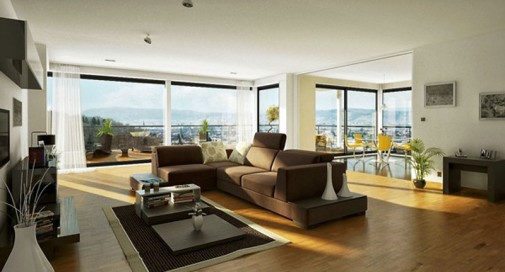Odlične ideje za uređenje velike dnevne sobe   BravaCasa Magazin
