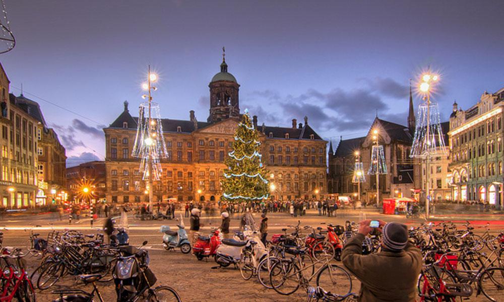Amsterdam za novogodišnje praznike