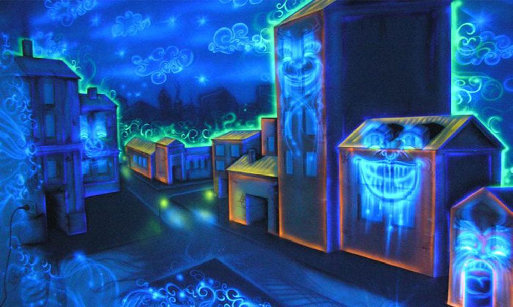 Dekoracija za spavaću sobu koja svetli u mraku  BravaCasa Magazin