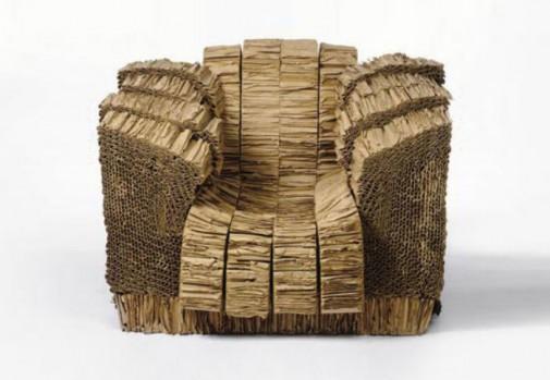 Frenk Geri stolica