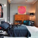 Žizel Tarano spavaća soba