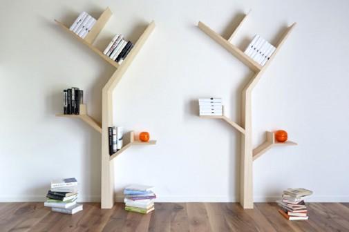 Kreativne police za knjige slika2