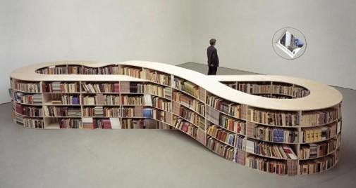 Kreativne police za knjige slika3