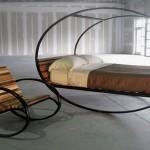 Krevet na ljuljanje koji popravlja raspoloženje