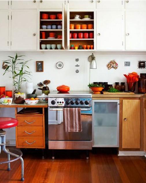 Kuhinje u ludim bojama slika8