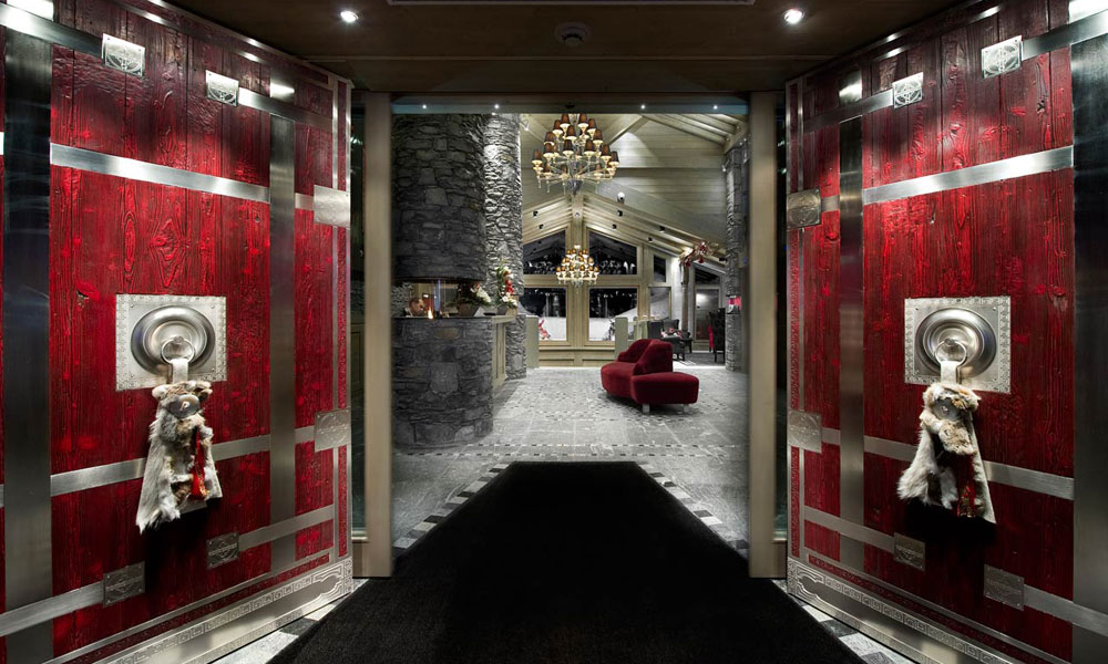 Luksuzni planinski dom