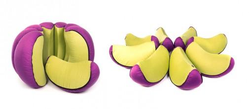Mandarin fotelja slika3