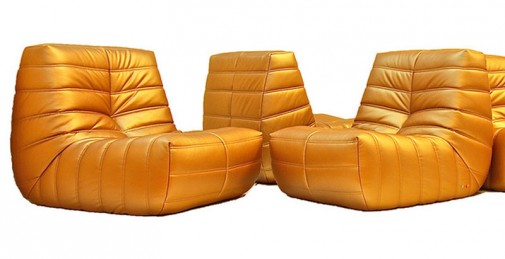 Metalik fotelje