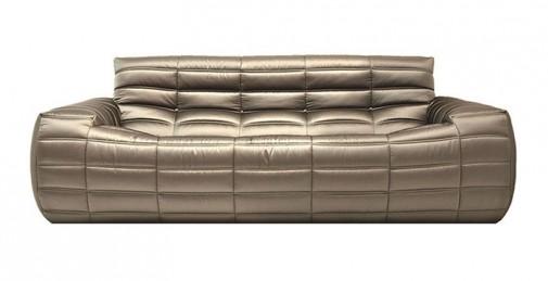 Metalik sofa