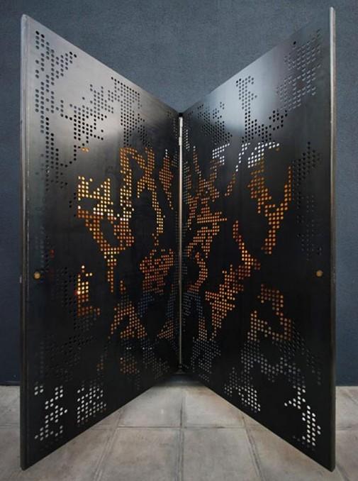 Metalni paneli za vrata