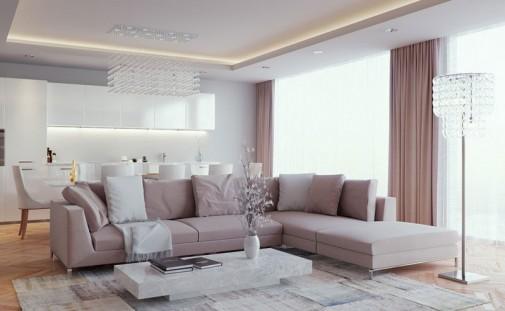 Moderna dnevna soba slika5