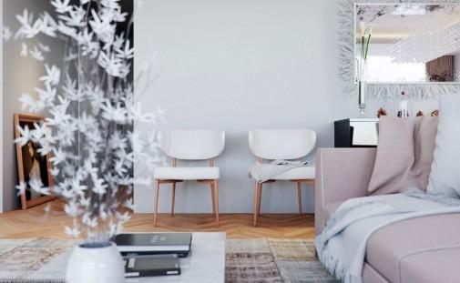Moderna dnevna soba slika6