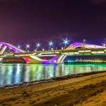 Most u Abu Dabiju Zahe Hadid