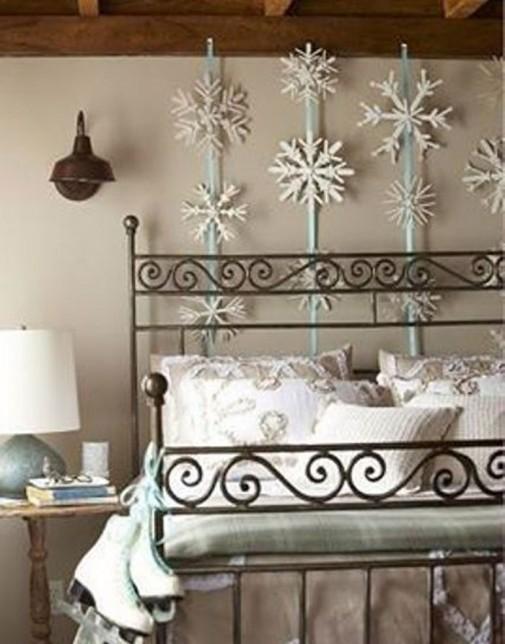Praznična atmosfera u spavaćoj sobi slika2