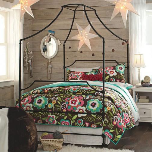 Snovi u krevetu sa baldahinom slika6