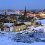 Stokholm zimi