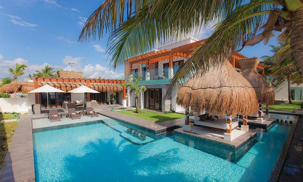Vila Azul Esmeralda u Meksiku