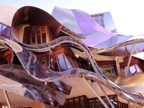 Zadivljujuć hotel Frenka Gerija slika4