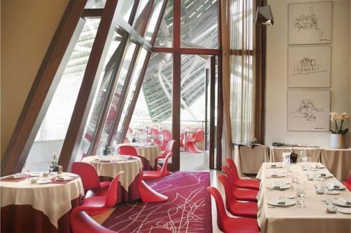 Zadivljujuć hotel Frenka Gerija slika8