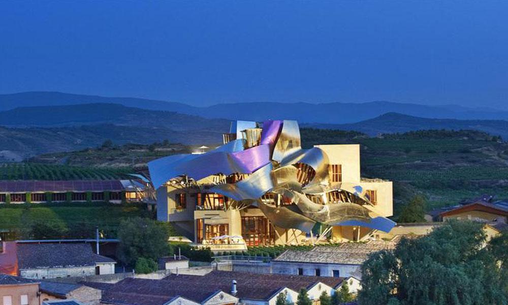 Zadivljujuć hotel Frenka Gerija