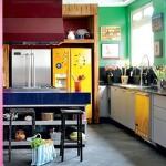 Kuhinje u ludim bojama