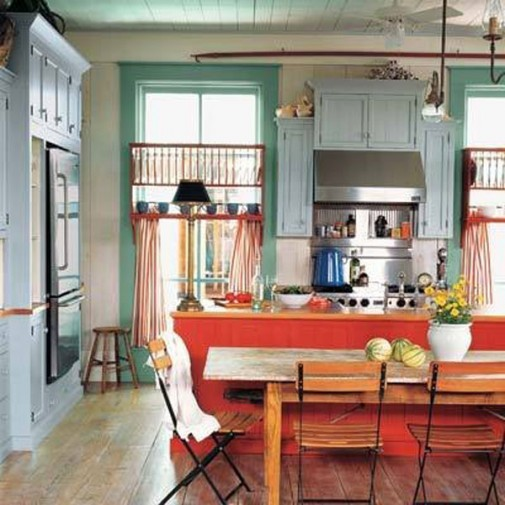 Kuhinje u ludim bojama slika5