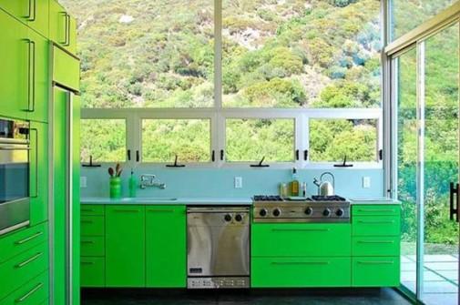 Kuhinje u ludim bojama slika2