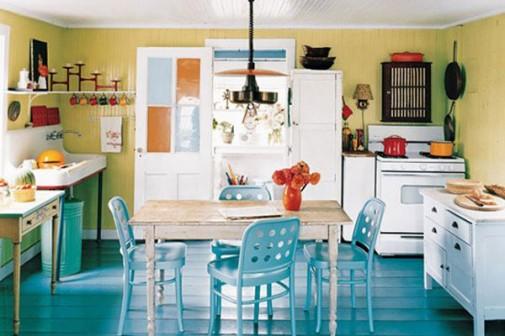 Kuhinje u ludim bojama slika6