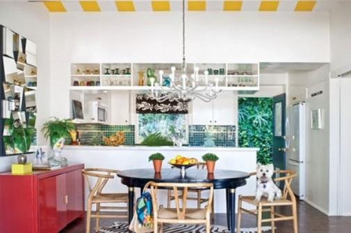 Kuhinje u ludim bojama slika7