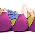 Multifunkcionalna Mandarin fotelja