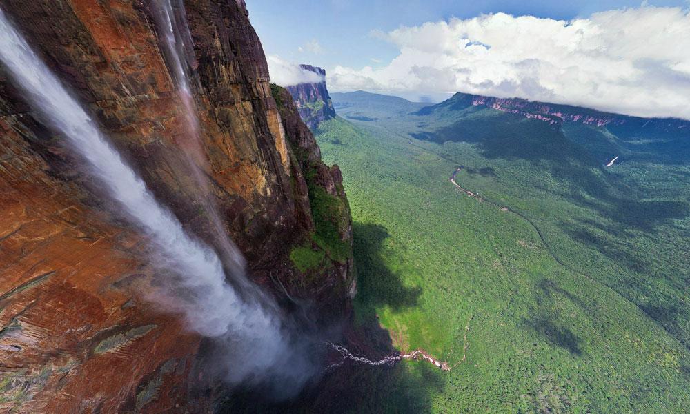 Najvisi vodopadi na svetu