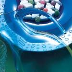 Plavi tanjir