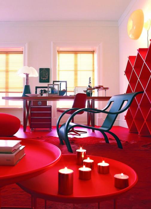 Udobnost crvenog slika 2