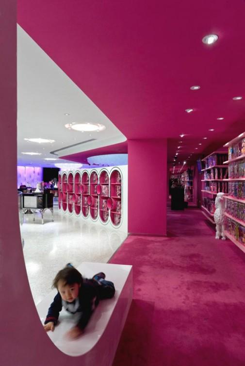 Barbi prodavnica u Šangaju slika10