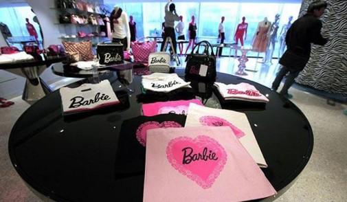 Barbi prodavnica u Šangaju slika3