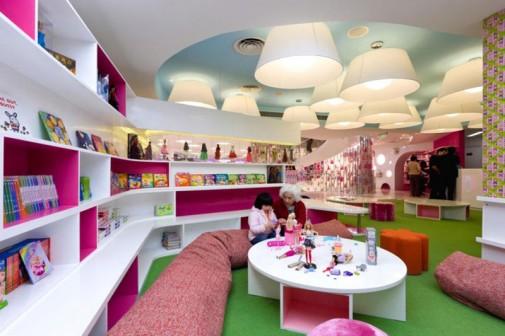 Barbi prodavnica u Šangaju slika8