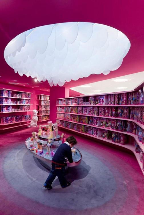 Barbi prodavnica u Šangaju slika9