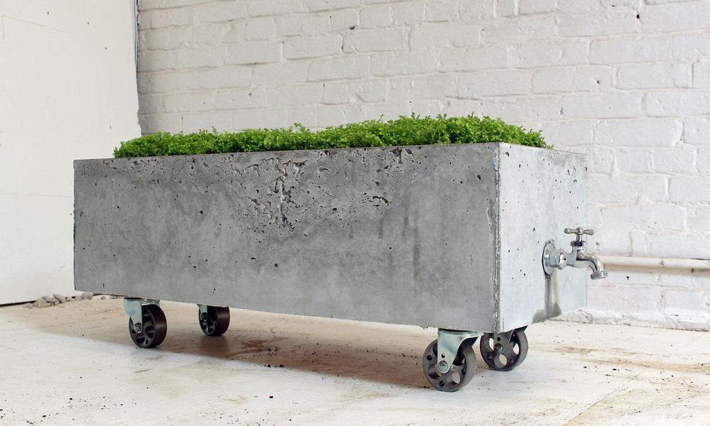 Betonski elementi za baštu
