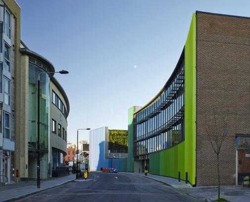 Centar medija London slika 2