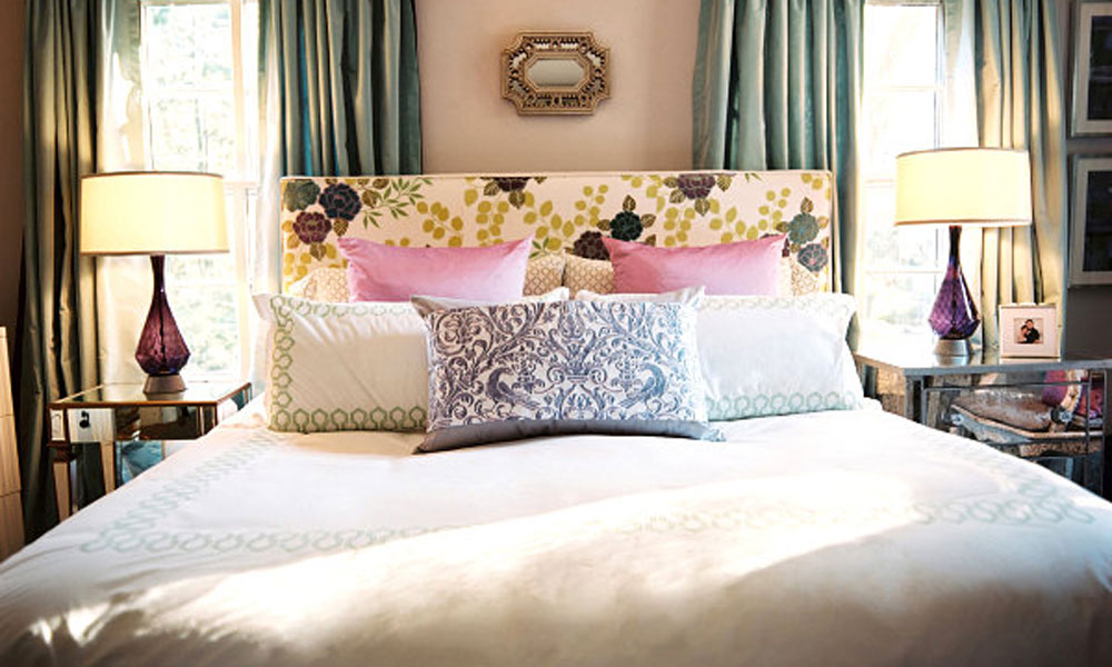 Dekadentna spavaća soba