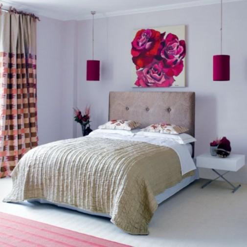 Dekoracija za Dan zaljubljenih spavaća soba slika 2