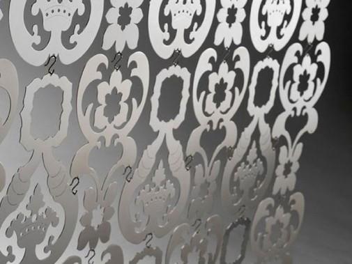 Dekorativni metalni paravan slika3
