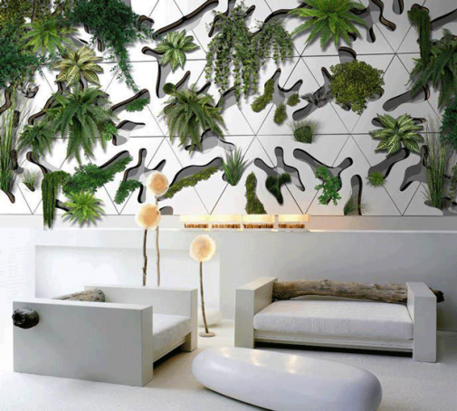 Deltaflore zeleni zid slika 5
