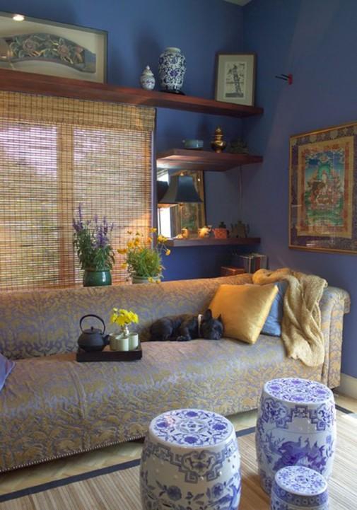 Dnevne sobe inspirisane dalekim Istokom slika6