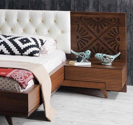 Egzotična kolekcija za spavaću sobu slika33