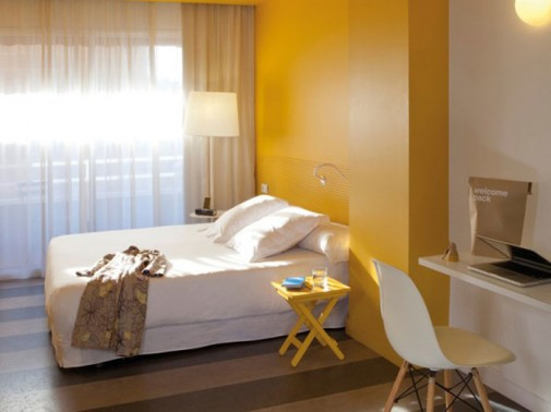 Hotel na Rambla ulici u Barseloni slika5